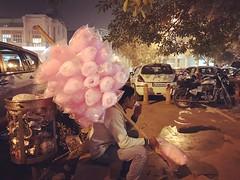 Just a Dream Sequence (Mayank Austen Soofi) Tags: delhi walla tea chai dream cotton candy vendor