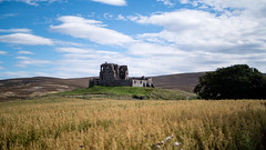 Sco-53 (tom-ak) Tags: dufftown scotland royaumeuni gb auchindoun castle uk