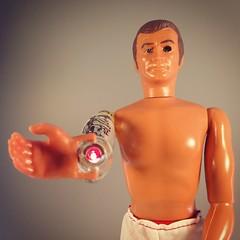 Critical Assignment Laser Arm (WEBmikey) Tags: toys sixmilliondollarman smdm kenner