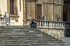 DSC_0138.jpg (saverio.dambrosio) Tags: arezzo piazza grande scalini