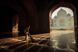 Swachh Bharat - Agra, India