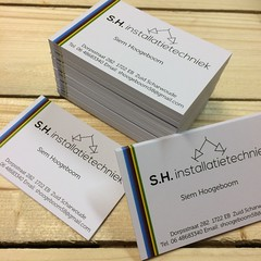 #project365 #day23 (gabrielgs) Tags: work design businesscards logo business graphicdesign printing print day23 project365