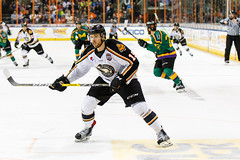 "Missouri Mavericks vs. Quad City Mallards, January 21, 2017, Silverstein Eye Centers Arena, Independence, Missouri.  Photo: John Howe / Howe Creative Photography • <a style=""font-size:0.8em;"" href=""http://www.flickr.com/photos/134016632@N02/32527847275/"" target=""_blank"">View on Flickr</a>"