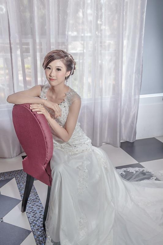 嘉義新秘,宮廷造型,白紗造型,自助婚紗