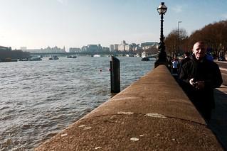 Victoria Embankment, Llundain / London