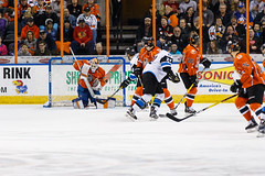 "Missouri Mavericks vs. Wichita Thunder, February 3, 2017, Silverstein Eye Centers Arena, Independence, Missouri.  Photo: John Howe / Howe Creative Photography • <a style=""font-size:0.8em;"" href=""http://www.flickr.com/photos/134016632@N02/32591260761/"" target=""_blank"">View on Flickr</a>"