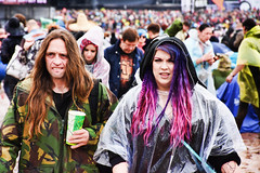 The crowd (mikegmt77) Tags: concert donington iron maiden download june mud people faces rain nightwish