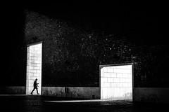 Labyrinthe (tomabenz) Tags: human geometry noir et blanc noiretblanc contrast bnw monochrome lisboa lisbonne people urban bw streetview black white street photography sony a7rm2 lisbon blackandwhite humaningeometry sonya7rm2 streetphotography