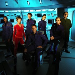Enterprise Crew (Guardian Screen Images) Tags: star trek enterprise 2001 2005 science fiction scifi nx01 bridge nx 01 starship ship space outer interstellar jonathan archer scott bakula tpol jolene blalock malcolm reed dominic keating travis mayweather anthony montgomery captain ensign commander lieutenant united earth ues vessel charles trip tucker 3rd 3 three iii connor trinneer uniform sub subcommander spaceship johnathan dr phlox john billingsley hoshi sato linda park command center