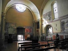 Montichiello, La Chiesa dei Santi Leonardo e Cristoforo (michele masiero) Tags: italia siena toscana valdorcia montichiello