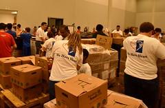 DSC_3561 (Texas Heart Institute) Tags: food project houston bank taylor volunteer thi rmr texasheartinstitute regenerativemedicine texasheart