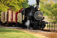 Three River Rambler (Robert Holler Photography) Tags: railroad favorite robert train vintage interesting knoxville antique tennessee engine steam locomotive holler robertholler