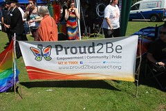 """Proud2Be at Plymouth Pride 2015-1 • <a style=""""font-size:0.8em;"""" href=""""http://www.flickr.com/photos/66700933@N06/20621361692/"""" target=""""_blank"""">View on Flickr</a>"""