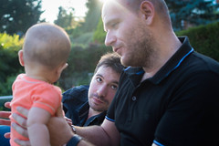 Uncles (Lalykse) Tags: baby men love expression amour bb hommes uncles nikond3200 oncles emvaphotography