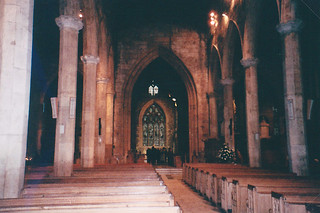 Jan 2005 Sheffield Cathedral 01