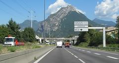 A480-13 (European Roads) Tags: france alps grenoble autoroute a480