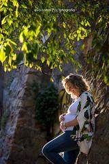 Esperando a Paula (Eva Corral [*o] Fotografa) Tags: madrid luz o perfil toledo sonrisa reportajes espera madre embarazo embarazada hija fotografa evacorral