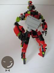 QH (Quick Hunter) (FEDOKBAK) Tags: lego mecha mech moc
