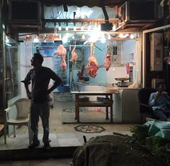 Jeddah butcher (The Kev Mason) Tags: street market butcher souk jeddah