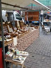 Op de Markt in Utrecht Groningerproducten (zaqina) Tags: utrecht ha ja markt zo koek grunninger