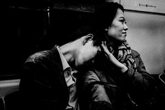 ((Jt)) Tags: blackandwhite subway asian asia metro streetphotography korea fujifilm travelphotography streettogs jtinseoul everydayasia fujifilmx100t fujifilmkorea