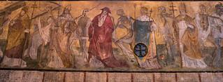 Meslay-le-Grenet - Danse des morts