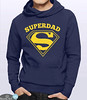 Dad Gift | Super Dad Hoodie | Dad Clothing | Dad Sweatshirt | Mens Hoodie | Fathers Day Gift | A gift for dad or a dad to be. (OhBootsBoots) Tags: new idea for hoodie clothing dad super womens gift be mens sweatshirt unisex superdad dailyetsysales