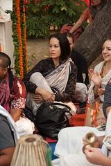IMG_5415 (iskconmonk) Tags: festival prabhupada swami kartik prabhu brahmananda vrindavan iskcon swamiji sanyasi goshala iskconvrindavan