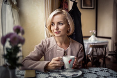 Ivanka (Ruslan Baranovskiy aka Barva_photo) Tags: 35mm canon coffe 6d barva