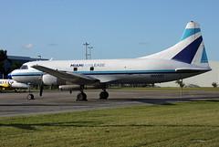 Miami Air Lease Convair C-131E (CV440-72) (Wiggy66) Tags: opf convair opalocka miamiairlease n41527