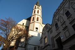 Cesky Krumlov, Czech Republic, November 2015