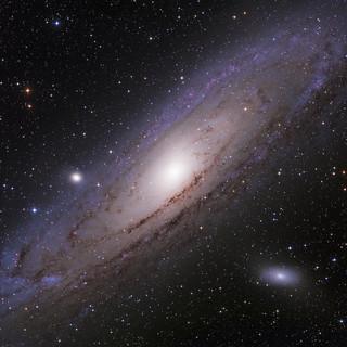 M 31 - the Andromeda galaxy