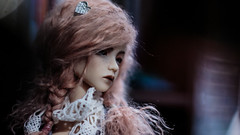 through the looking glass (JohnnyMort) Tags: bjd abjd narae bimong narindoll naraedreamer