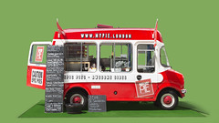 "London Food Truck ""MyPie"""
