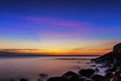 Puna Point Sunset - Long Exposure (Zeta_Ori) Tags: longexposure sunset beach island hawaii islands pacific puna napili napilibay imagestacking napilikaibeachresort nikond90 punapoint