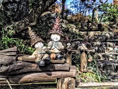 Dwarfs (MIREILLE) Tags: cute japan garden dwarf figure  okutama decor