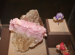 Rose Quartz, the Pink Tutu, Galilea mine, Brazil (OttawaRocks) Tags: rose smithsonian minerals quartz rosequartz pinktutu