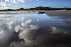 Cloud Reflections (loftylion9) Tags: storm sunrise gales northumberland bamburgh holyisland lindisfarne stmarys blyth amble stmaryslighthouse dunstanburghcastle embleton coquetisland blythbeach lowhauxley bambirghcastle