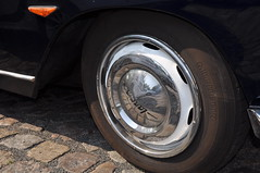 Lancia Flaminia Coupé 3B 2,8 pininfarina (1963-1967) (Transaxle (alias Toprope)) Tags: reflection berlin nikon 1966 3b 1967 nikkor six 6c coupé 1964 lancia 1965 1963 pininfarina flaminia meilenwerk 28105mm d90 f3545 transaxle 28litre classicremise tipo826