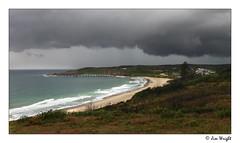 Storm over Catho (Right On Photography) Tags: storm catho catherinehillbay