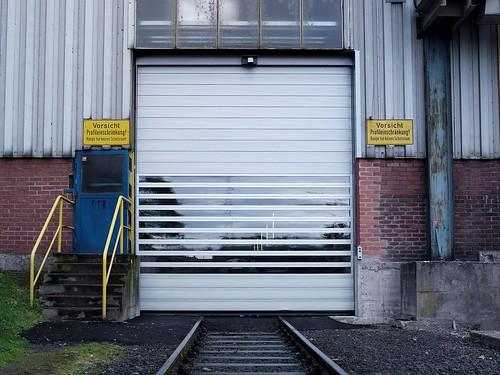Спиральные скоростные ворота. Спіральні швидкі ворота. Hi speed spiral doors. EFAFLEX_Rasselstein_B_0010
