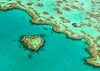 Heart Reef (Tracey Whitefoot) Tags: 2016 tracey whitefoot australia queensland great barrier reef heart shaped coral aerial air romance romantic sea water world heritage site
