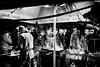 Christmas market (Dalibor Papcun) Tags: grill food market christmasmarket christmasfragrance christmastime xmas kosice monochromat blackandwhite people work wine