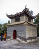 Big Wild Goose Pagoda-5723 (kasiahalka (Kasia Halka)) Tags: unescoworldheritagesite giantwildgoosepagoda bigwildgoosepagoda buddhistpagoda tangdynasty 652 morningbell godofwealth xuanzang xian china