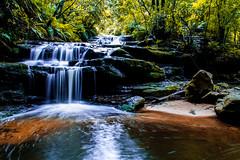 Leura Cascades (keiranq) Tags: leura leuracascades cascades longexposure bluemountains bluemtns