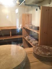 Cheese storage, Biarritz!