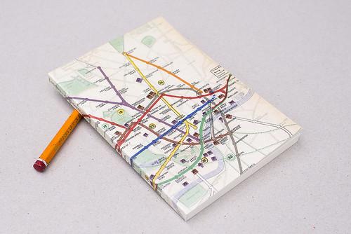 9403-Carnet // 10x15 // Londres