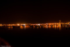 City Life 2 (Johoto1) Tags: verde coquimbo chile night view best beautiful city life lights streetlight canon eos 10000d xs beauty sky people live living alive