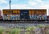 (o texano) Tags: houston texas graffiti trains freights bench benching hindue popquiz pque sws gtb wh d30 a2m adikts