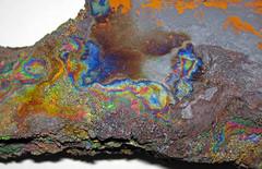 Turgite (Graves Mountain, Georgia, USA) 5 (James St. John) Tags: turgite iron oxide oxides mineral minerals graves mountain georgia hematite goethite